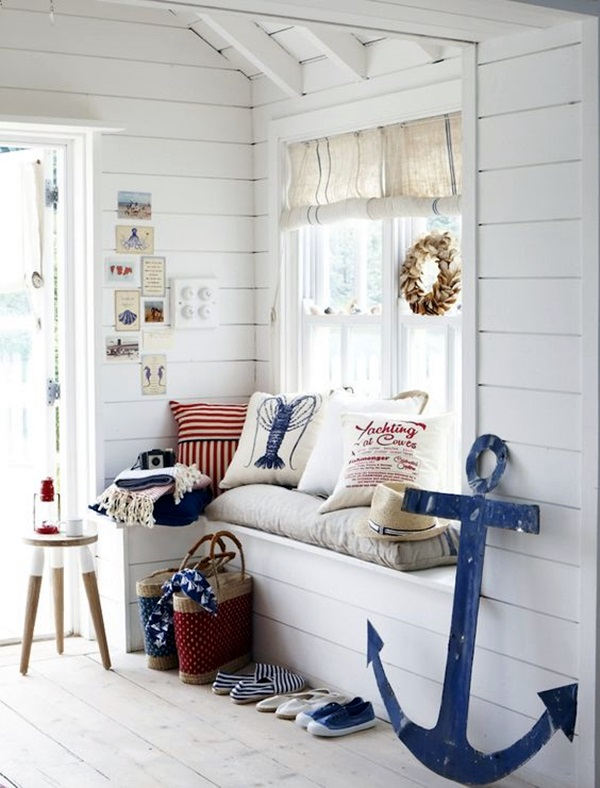 Nautical Decoration Ideas For Your Home (34)