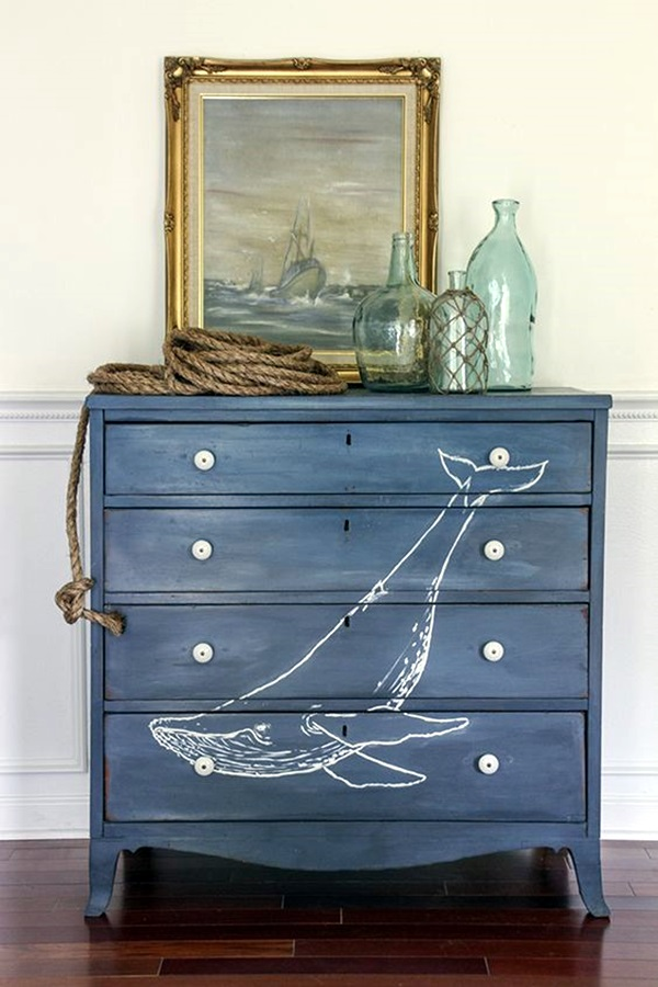 Nautical Decoration Ideas For Your Home (36)