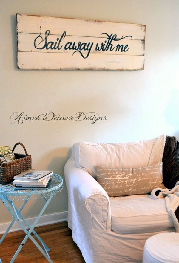 Nautical Decoration Ideas For Your Home (37)