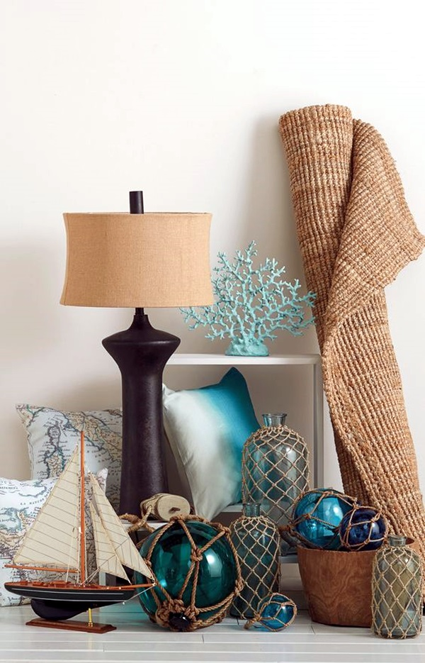 Nautical Decoration Ideas For Your Home (39)