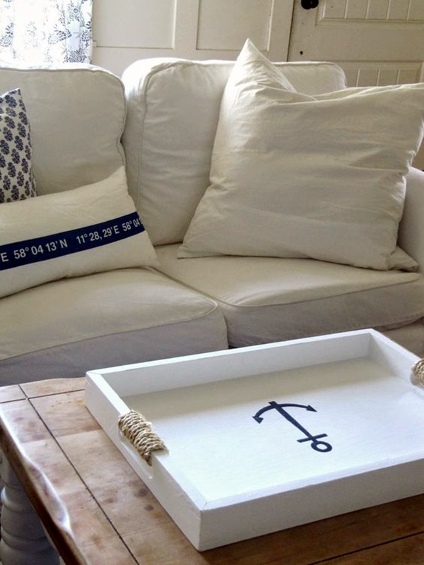 40 nautical decoration ideas for your home bored art diy ideas amp tutorials for nautical home decoration