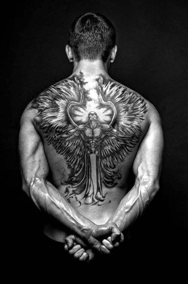 Strong and Perfect Worrior Tattoos (17)