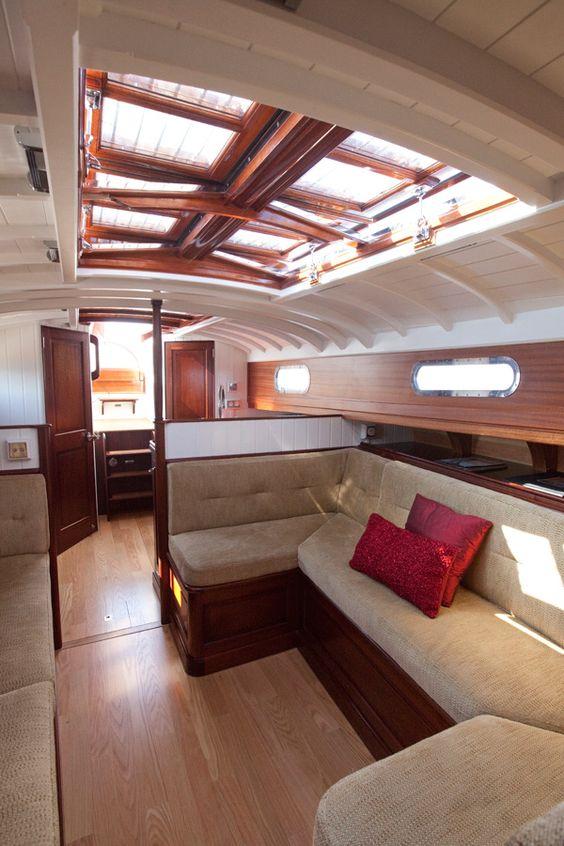 Boat Interior Designs