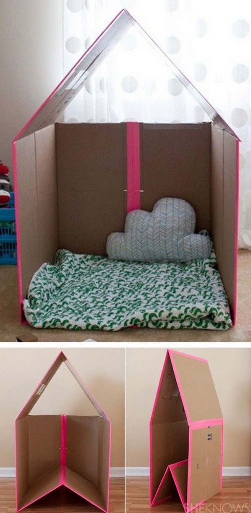 Creative Cardboard Projects To Keep Your Kids Engaged Bored Art