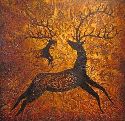 Painting Art Dagnino