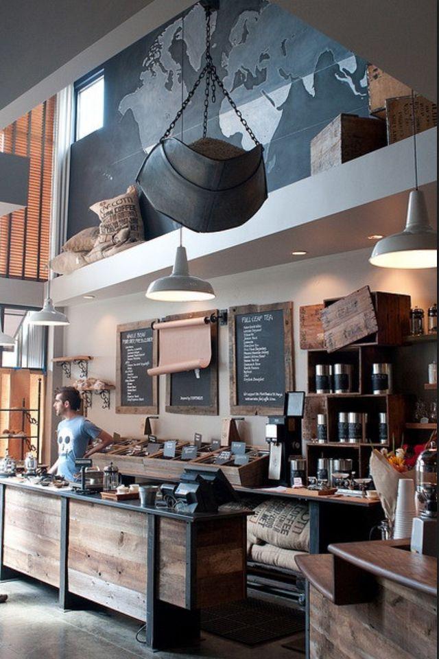 coffee shop decor 12