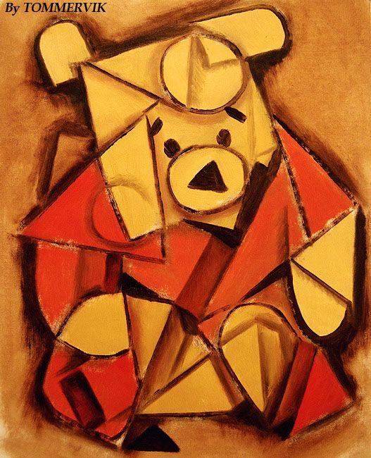 cubism art 1