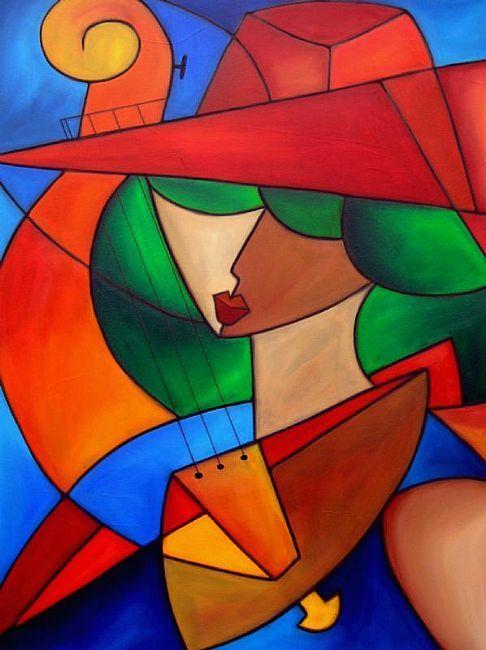 cubism art 2