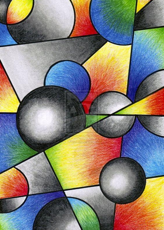 cubism art 3