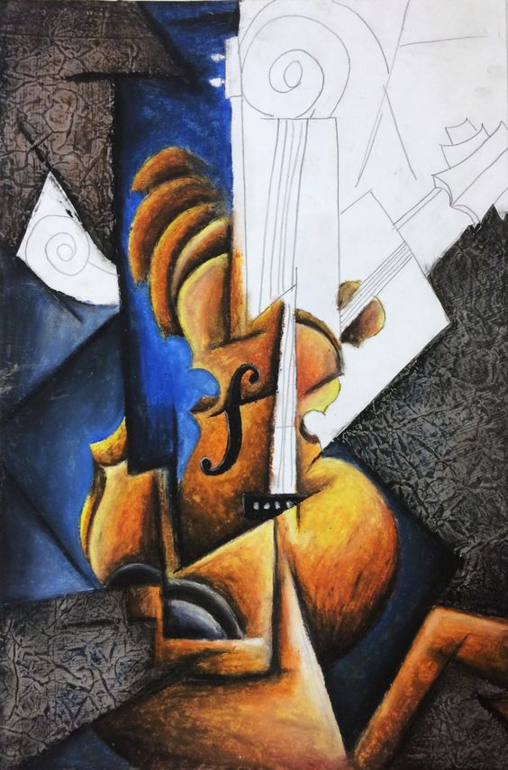 cubism art 9