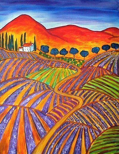 Look At The Play Of Colors In Fauvism Art And Make It Your ...