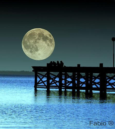 full moon photography 23