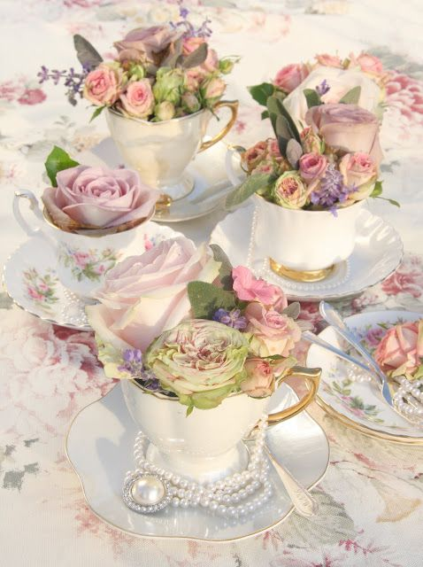 vintage tea cups 11