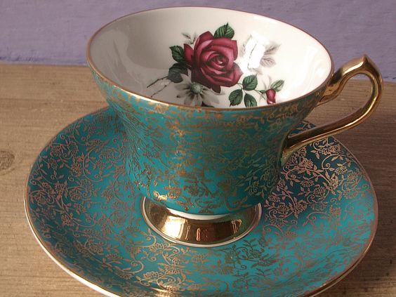 vintage tea cups 12