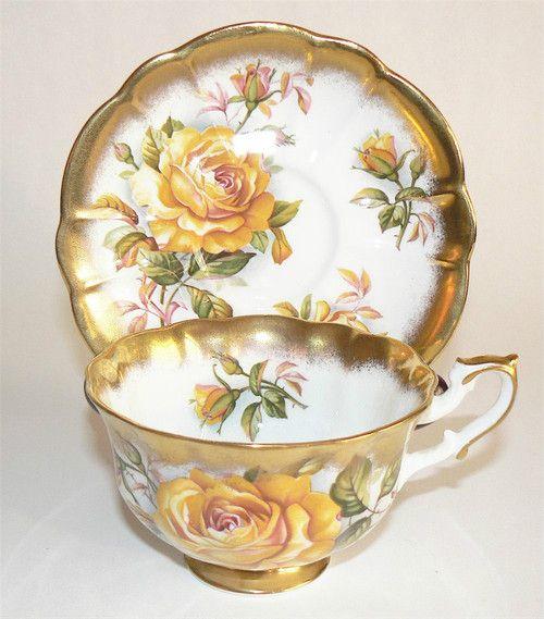 vintage tea cups 13