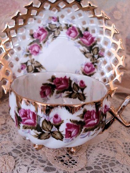 vintage tea cups 14