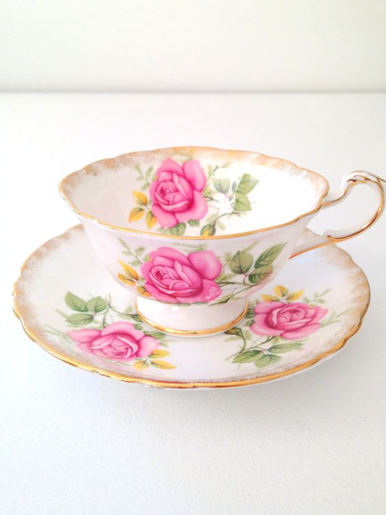 vintage tea cups 21