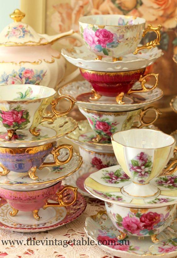 vintage tea cups 23