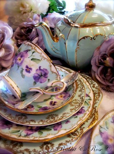 vintage tea cups 28