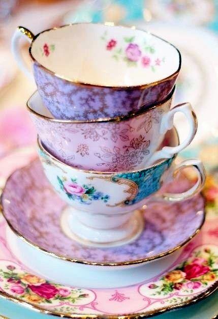 vintage tea cups 8