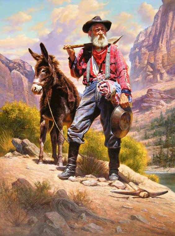 western and cowboy paintings 11
