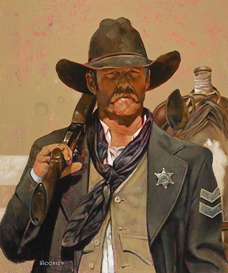 western and cowboy paintings 19