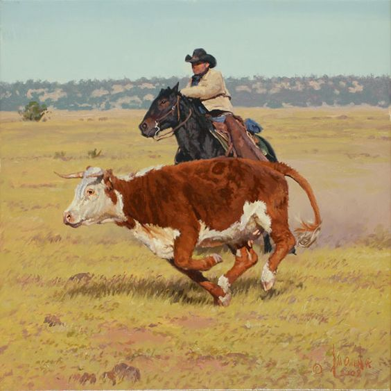 western and cowboy paintings 21