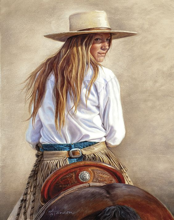 western and cowboy paintings 27