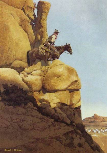 western and cowboy paintings 29