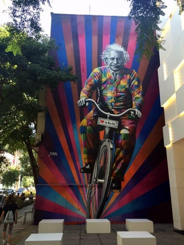 Amazing Huge Street Art on Building Walls (14)