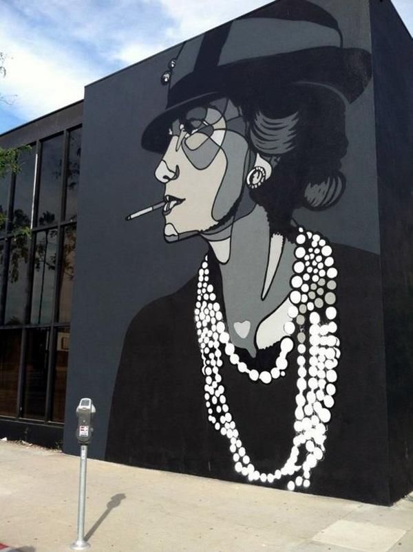 Amazing Huge Street Art on Building Walls (15)