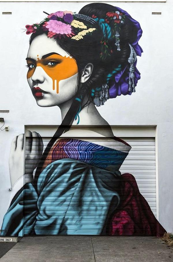 Amazing Huge Street Art on Building Walls (28)