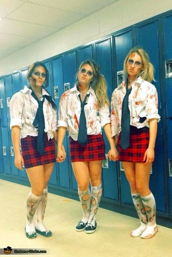Amazing Zombie Costume Ideas (14)