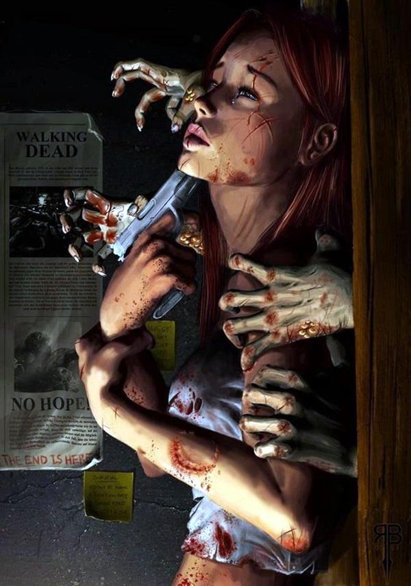 Amazing Zombie Costume Ideas (20)