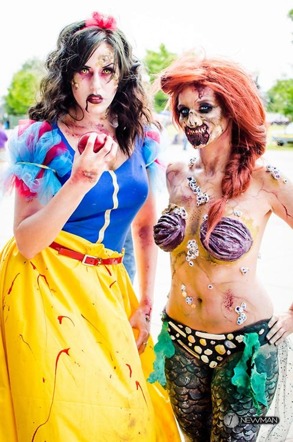 Amazing Zombie Costume Ideas (21)