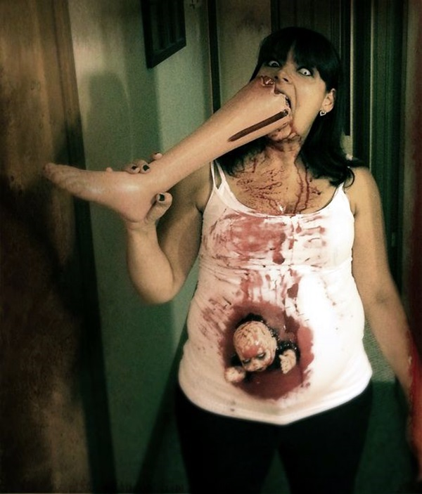 Amazing Zombie Costume Ideas (29)