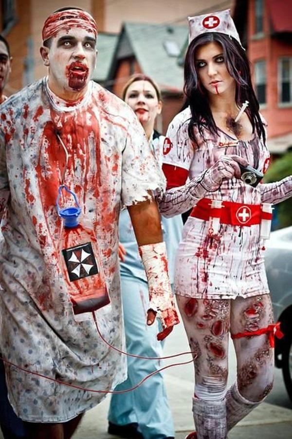 40 amazing zombie costume ideas bored art amazing zombie costume ideas 33 solutioingenieria Images