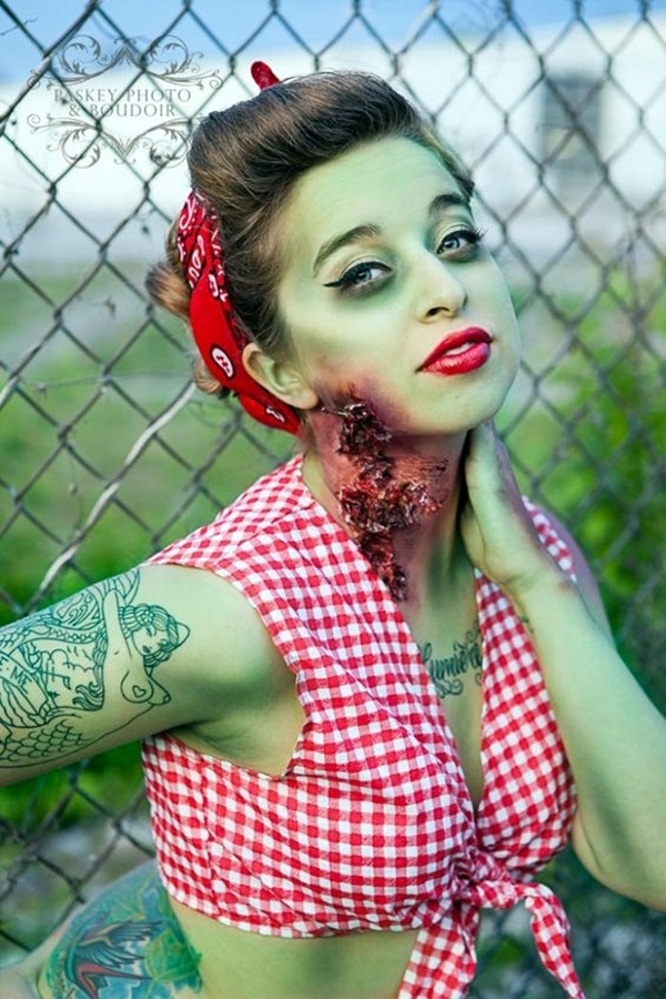 Amazing Zombie Costume Ideas (40)