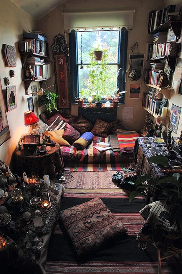 Cozy Room Nest Ideas for Lazy Humans Like Me (2)
