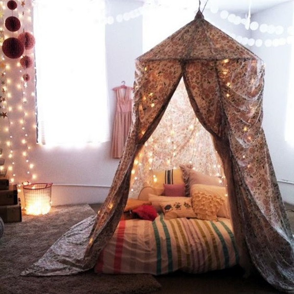 Cozy Room Nest Ideas for Lazy Humans Like Me (23)