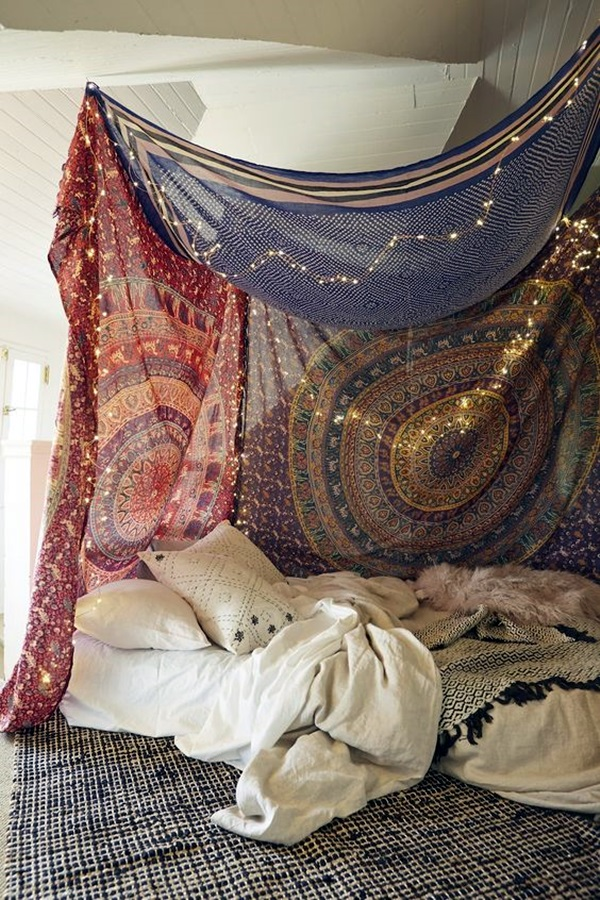Cozy Room Nest Ideas for Lazy Humans Like Me (27)