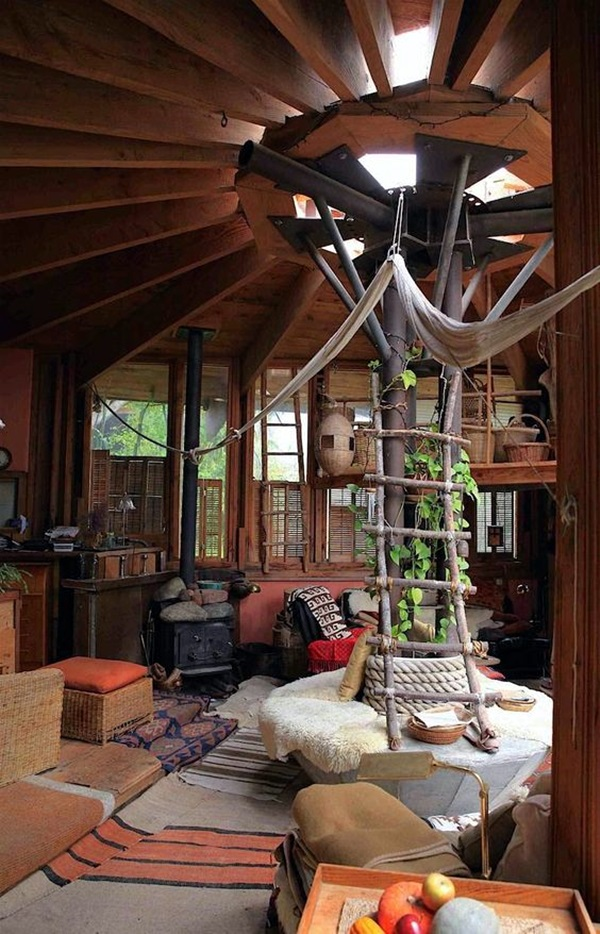 Cozy Bohemian Room Design Ideas