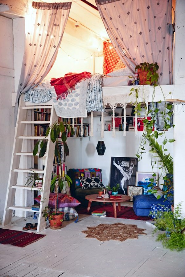 Cozy Room Nest Ideas for Lazy Humans Like Me (30)