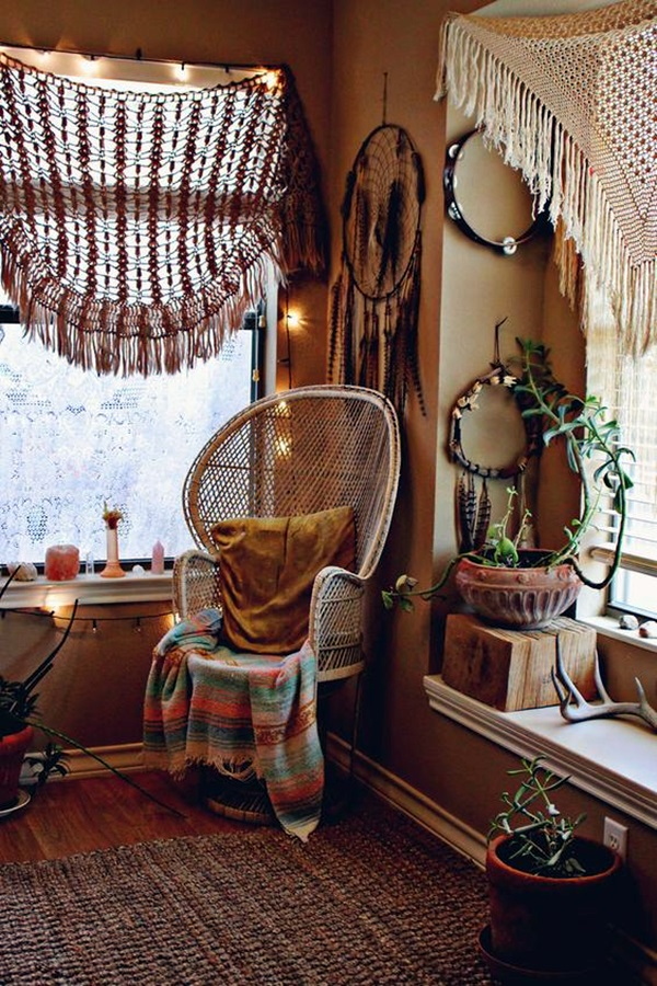 Cozy Room Nest Ideas for Lazy Humans Like Me (38)