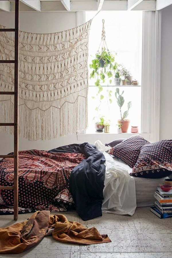 Cozy Room Nest Ideas for Lazy Humans Like Me (39)