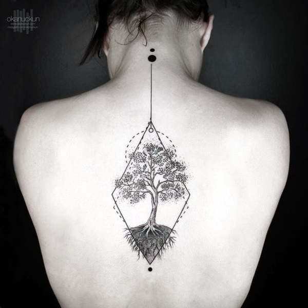 Deep and Super Cool Forest Tattoo Ideas (32)