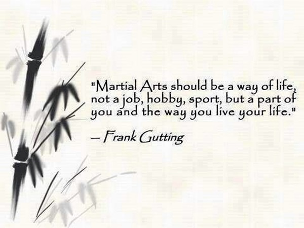 Art Quotes About Life Amusing 40 Inspirational Martial Art Quotes You Must Read Right Now