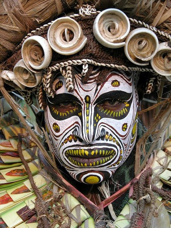 Magnificent Tribe Art Examples around the world (37)