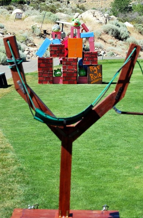 Outdoor Toys For Teens : Smart backyard fun and game ideas bored art