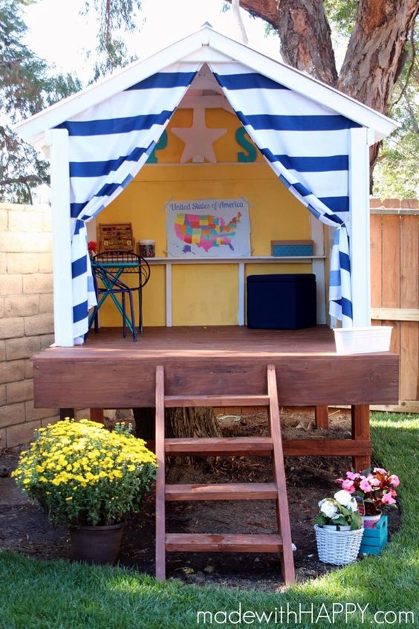 Smart Backyard Fun And Game Ideas 15